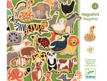 DJECO Magnety - Zvířátka