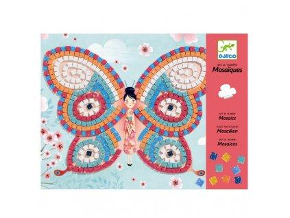 Kreativní sada - Mozaika - Motýli