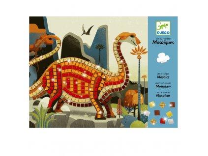 Kreativní sada - Mozaika - Dinosauři