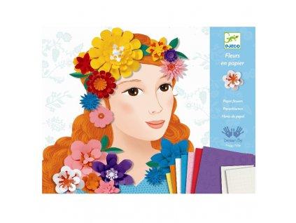 DJECO Kreativní sada - Květinové šperky