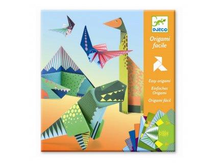 DJECO Origami - Dinosauři