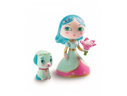 DJECO Pohyblivá figurka - Luna & Blue