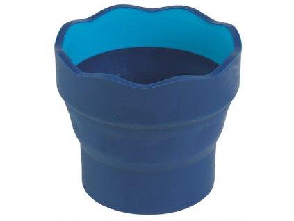 CLIC&GO kelímek na vodu - modrá