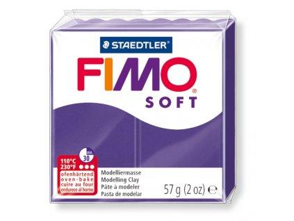 STAEDTLER FIMO soft fialová 57g