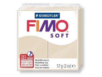 STAEDTLER FIMO soft béžová 57g