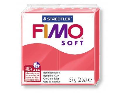STAEDTLER FIMO soft TREND plameňák 57g