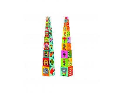 Krabičková věž - Dopravní prostředky