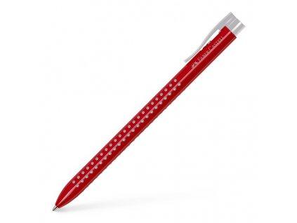 Faber-Castell KUL.pero GRIP 2022, 0.7mm, červená