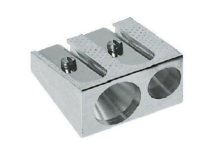 Faber-Castell Ořezávátko dvojité - kovové