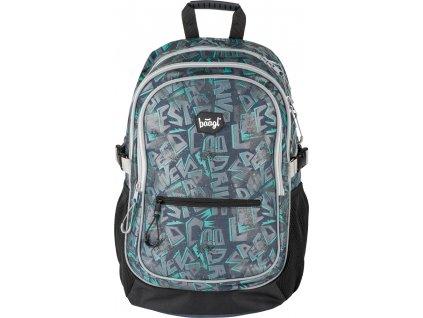 BAAGL Školní batoh - Cool