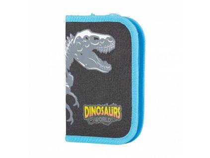 BAAGL Školní penál klasik - Dinosauři