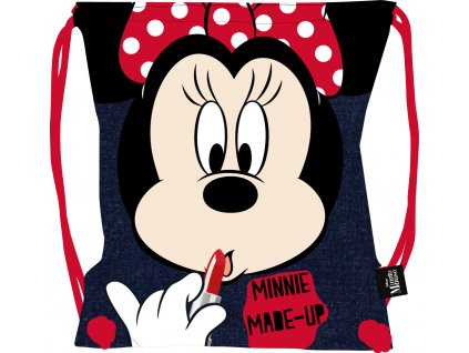 Džínový vak na záda Minnie