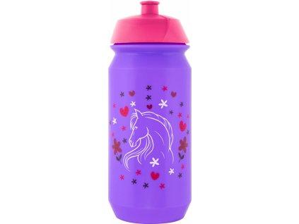 BAAGL Láhev na pití - Koně