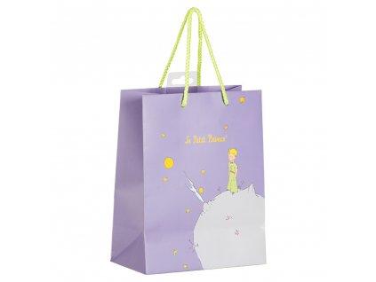 PRESCO GROUP Dárková taška střední Malý princ (Le Petit Prince) – Planet