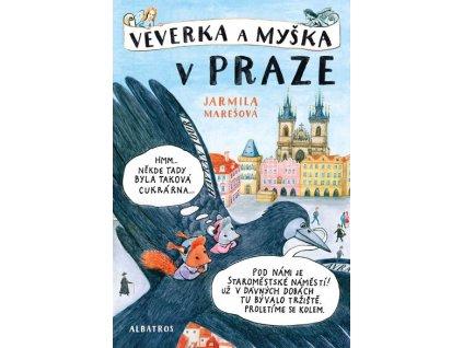 ALBATROS Veverka a Myška v Praze - Jarmila Marešová
