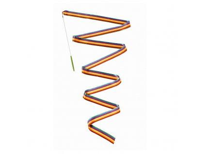 Gymnastická stužka na tyči