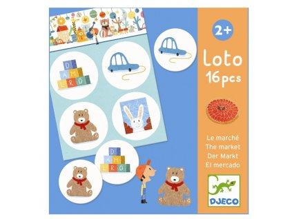 DJECO Loto - Obchod