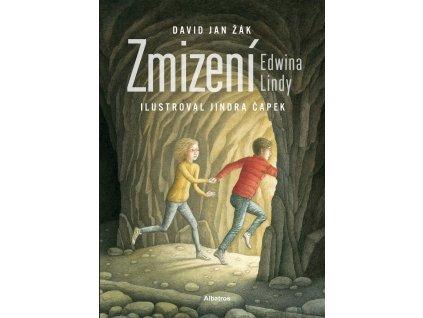 ALBATROS Zmizení Edwina Lindy - David Jan Žák
