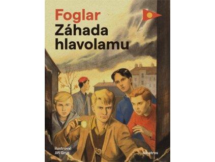 ALBATROS Záhada hlavolamu - Jaroslav Foglar