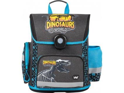 BAAGL Školní aktovka - Dinosauři