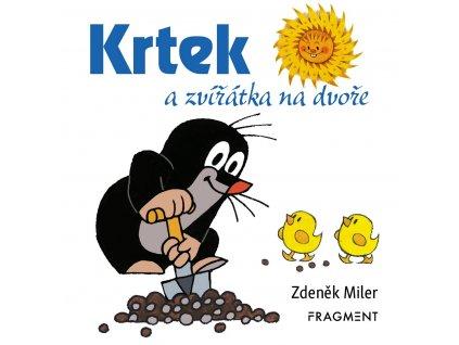 Fragment Krtek a zvířátka na dvoře - Zdeněk Miler