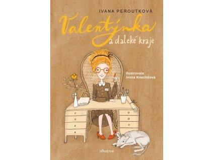 ALBATROS Valentýnka a daleké kraje - Ivana Peroutková