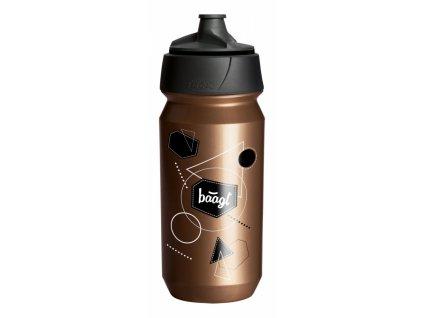 BAAGL Bio láhev na pití Metallic