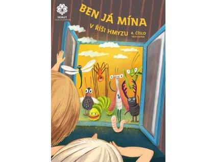 Junák Časopis Ben Já Mína v říši hmyzu