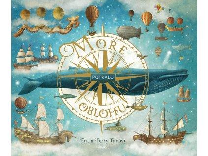 ALBATROS Moře potkalo oblohu -  Eric Fan, Terry Fan