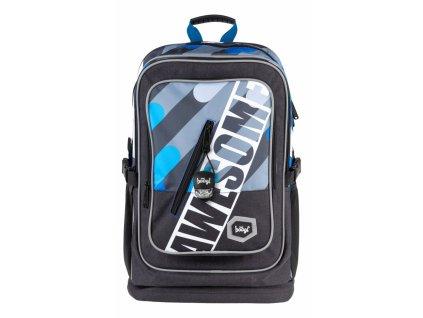 Školní batoh Cubic Awesome