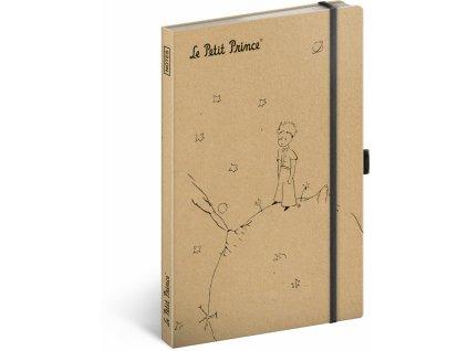 PRESCO GROUP Notes Malý princ – Prince Craft linkovaný, 13 × 21 cm