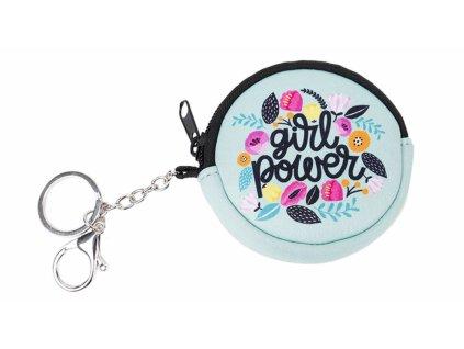 BAAGL Peněženka Girl power