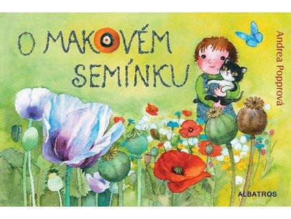 ALBATROS O makovém semínku - Andrea Popprová
