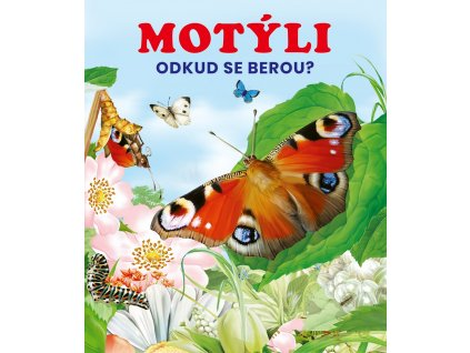 CPRESS Motýli