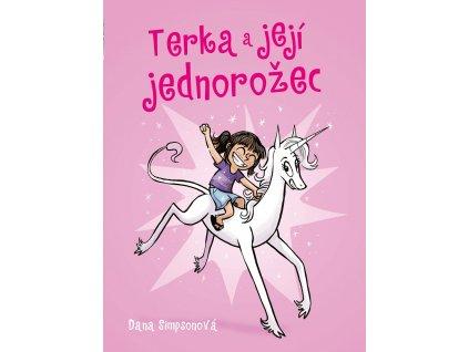 CPRESS Terka a její jednorožec - Dana Simpsonová