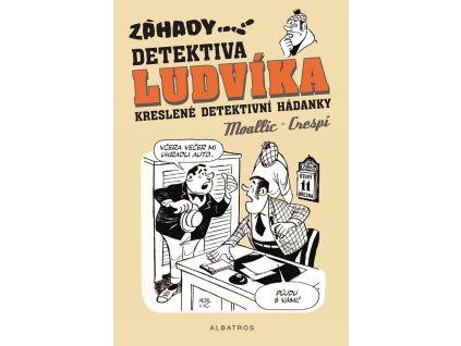 ALBATROS Záhady detektiva Ludvíka