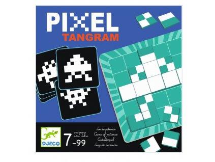 DJECO Hra - PIXEL Tangram
