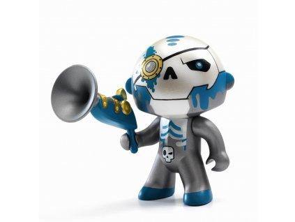 DJECO Pohyblivá figurka - Silver