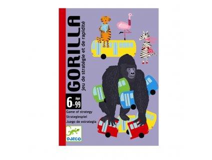 DJECO Karetní hra - Gorilla