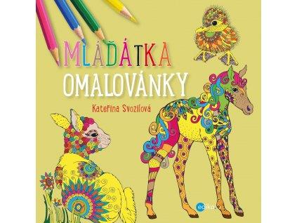 Edika Mláďátka - omalovánky - Kateřina Svozilová