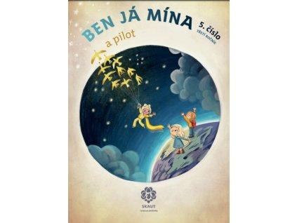 Časopis Ben Já Mína a pilot