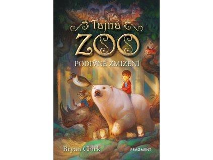 Fragment Tajná zoo – Podivné zmizení - Bryan Chick