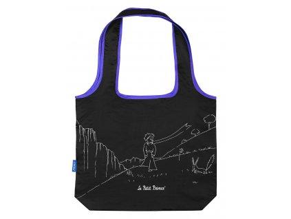 Skládací nákupní taška Malý Princ