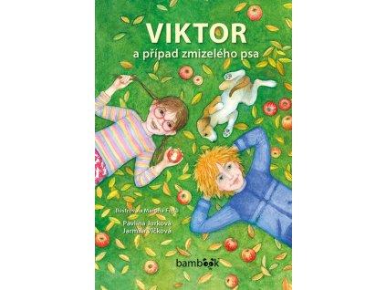 GRADA Viktor a případ zmizelého psa - Jarmila Vlčková, Pavlína Jurková