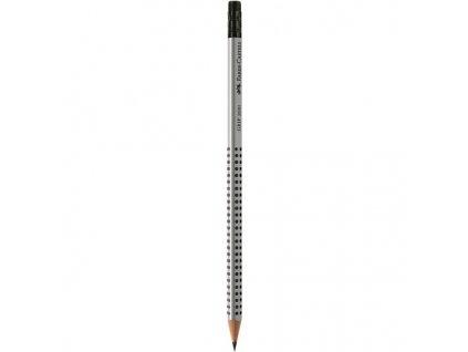 Faber-Castell Grafitová tužka GRIP 2001 s pryží HB