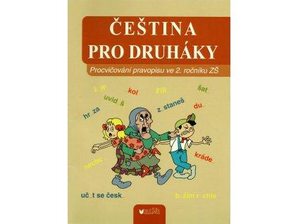 BLUG Čeština pro druháky - Vlasta Blumentrittová