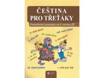 BLUG Čeština pro třeťáky - Vlasta Blumentrittová