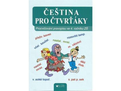 BLUG Čeština pro čtvrťáky - Vlasta Blumentrittová