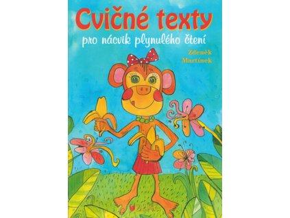 Cvičné texty pro nácvik plynulého čtení