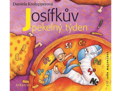 Josífkův pekelný týden (audiokniha pro děti)